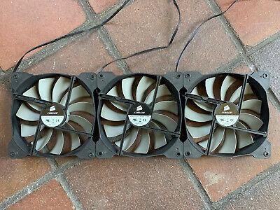 Lot de 3 ventilateurs/fan Corsair 14CM pour PC (A1425L12S-2)