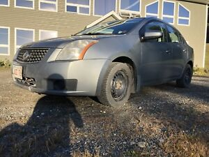 2007 Nissan Sentra Low Mileage $1500 FIRM!!!