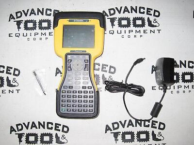 Trimble Ranger Data Collector Bluetooth Pocket Pc W Arc Pad 7 Cwd Survey Tsc2