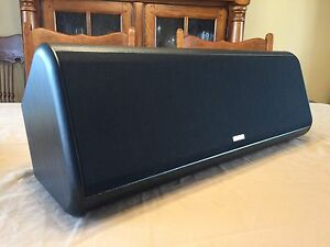 Jamo Center Channel Speaker - 7.2