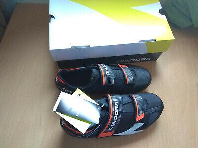 Zapatillas de ciclismo de carretera Diadora Phantom II talla 39 nuevas