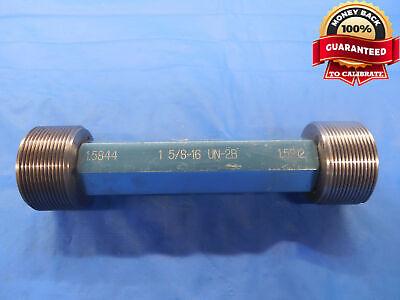 13//16-32 UN Thread Plug Gage 2B GO NOGO 100/% Calibrated ship by Fedex Delivery in 4 days