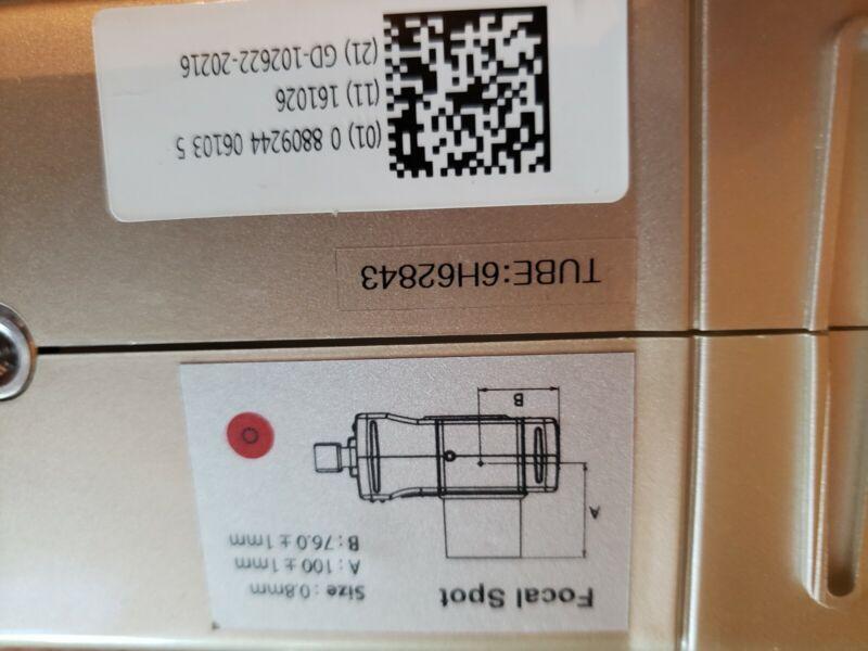 Genoray Zen-PX2 portable xray System