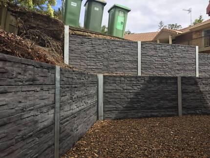 HYBUILT Concrete Sleepers & Steel Posts - Manufacturer Direct