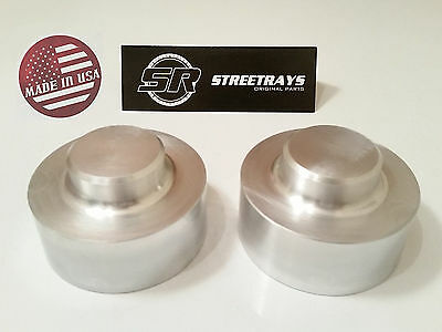 "[StreetRays] Billet Aluminum Jeep JK 1.5"" REAR Leveling Lift FOR Wrangler 07-17"