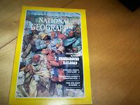 National Geographic Magazine Vol 166 No 1 1984 -  - ebay.co.uk