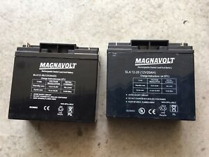 E-bike batteries 12v 20ah