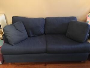 Ikea pull out couch