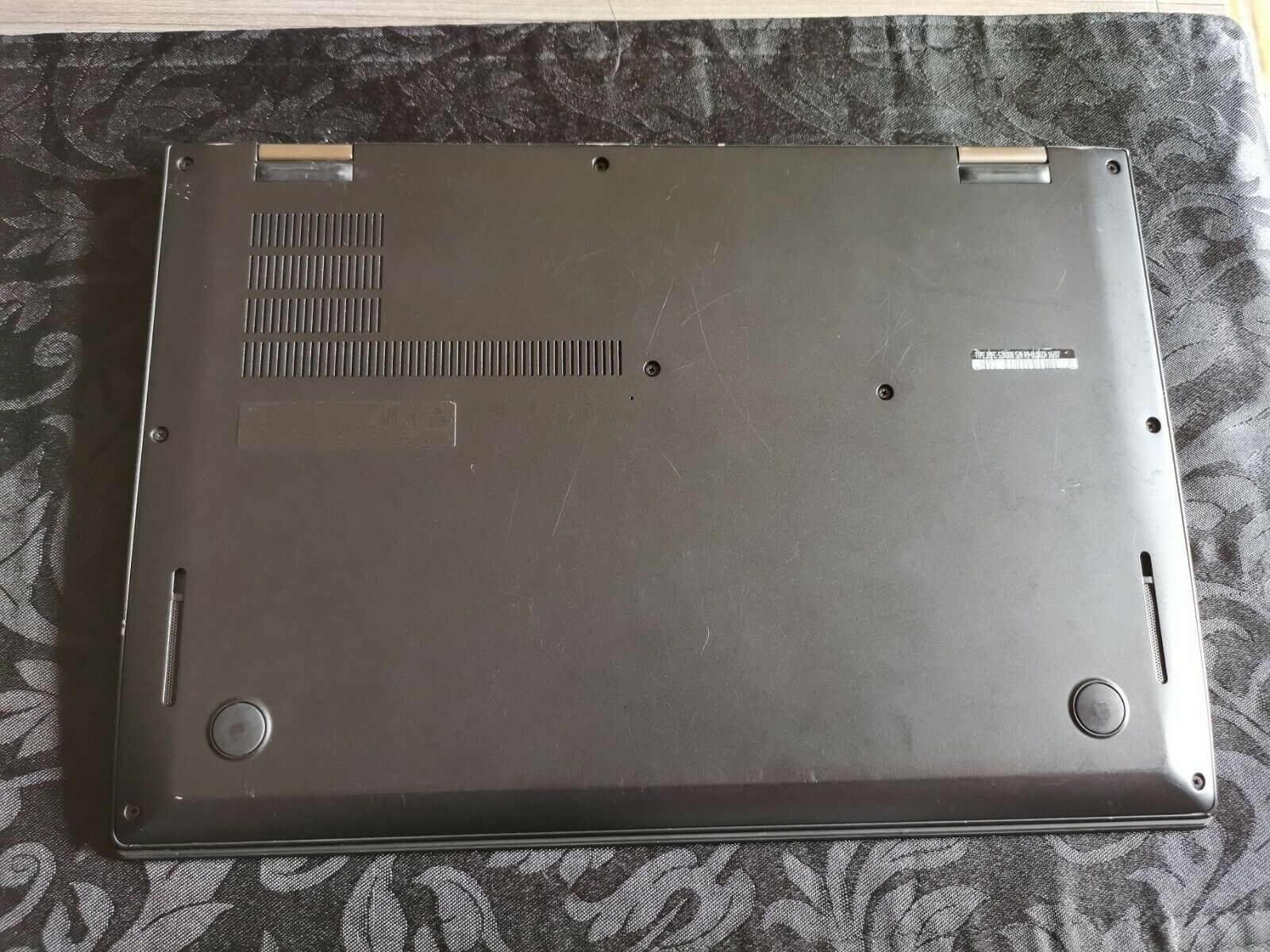 Pc ordinateur lenovo thinkpad x1 gen 4 carbon i7 6600u ssd 256 go ram 8 go (9)