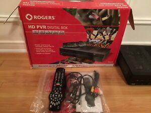 Rogers HD PRV Cable Box