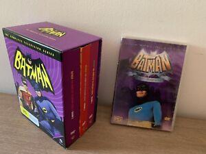 Batman   1966 - 1968 TV Series DVD Set & The Movie Combo