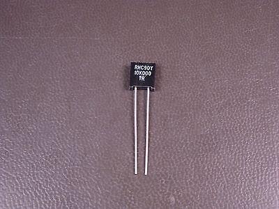 Rnc90y10k000tr Vishay Metal Foil Resistor 10k Ohm 600mw 35w 0.01 Radial Nos