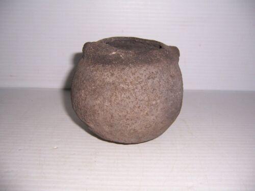 Pre-Columbian South West Native American Indian Pottery Jar Pot Bowl Artifact