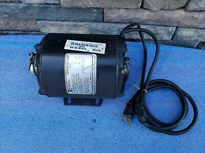 Oem Mccanns Carbonator Pump Duty Motor Sa55jxcgb-1765 13hp-rpm1725 V115