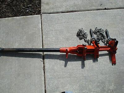 Ridgid C-1070 Chain Vise Soil Pipe Wrench Whandle