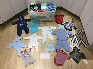 Baby boy's clothes. 0000-000-00-0-1 Kallangur Pine Rivers Area Preview