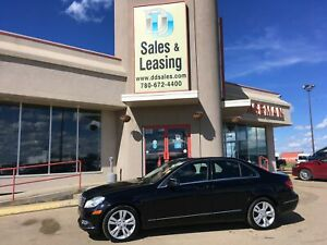 2013 Mercedes Benz C-Class 300 AWD/LEATHER, NO CREDIT CHECK FINA