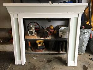 Attractive Fireplace Mantle