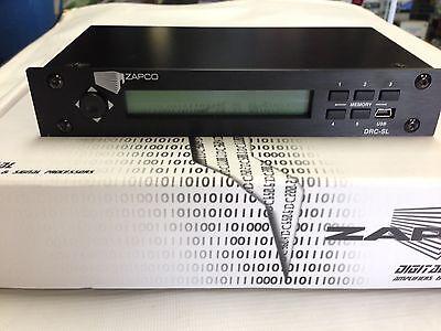 Used, New ZAPCO DC REFERENCE DRC-SL INDASH DIGITAL AMP REMOTE CONTROL PROCESSOR for sale  Brooklyn