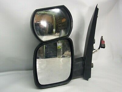 AA ab 02//2008 links beheizbar konvex Spiegelglas Spiegel Peugeot Bipper