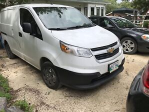 2015 Chevy City Express LS