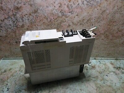 98 Mazak Vtc-20b Cnc Mill Mitsubishi Spindle Amplifier Mds-b-sp-110 Warranty