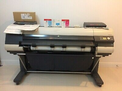 Canon Ipf8000 Large Format Printer 241358