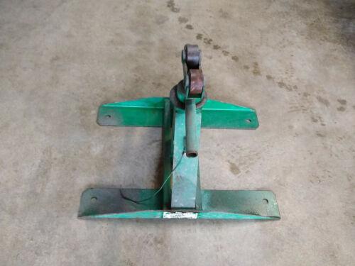 Greenlee 687 Adjustable Screw-Type Reel Jack Stand