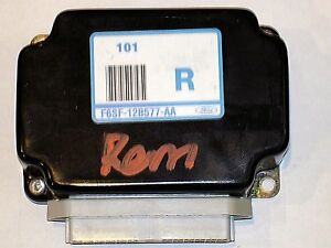 96-97 FORD MERCURY OEM CONSTANT CONTROL RELAY MODULE CCRM RCM F6SF-12B577-AA