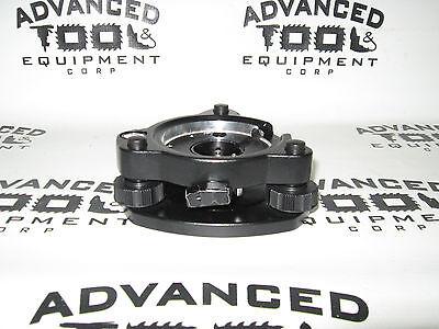 New Black Replacement Tribrach W Laser Plummet Topcon Sokkia Trimble Cstberger