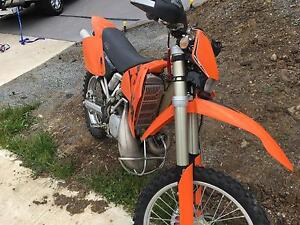 KTM EXC 300 Cambridge Clarence Area Preview