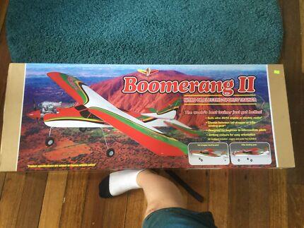 Never used balsa wood RC plane bundle