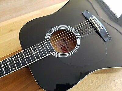 Stagg Left Handed Acoustic Guitar