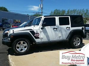 2013 Jeep Wrangler Unlimited X Sport