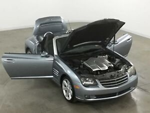 2005 Chrysler Crossfire Limited Convertible V6 3.2L Automatique
