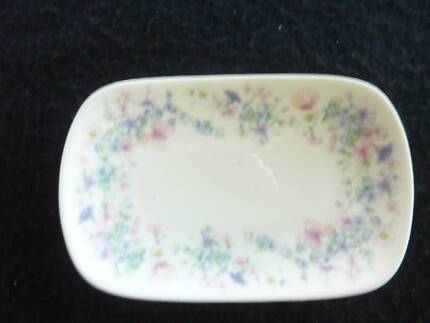 """Wedgwood Soap Dish """"Angela"""" Waterford South Perth Area Preview"""