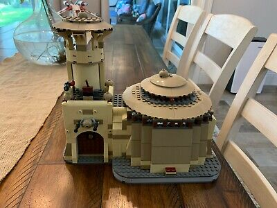 LEGO - Star Wars - Jabba's Palace (9516) 100% complete-some characters prebuilt