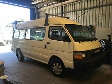 1992 Toyota Hiace Van/Minivan Yeerongpilly Brisbane South West Preview