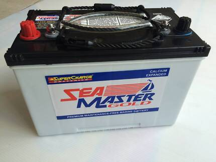 Marine Boat Battery 720CCA and 95 A/h Maintenance Free