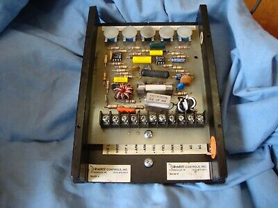 Dart Controls 253gd-200c Variable Speed Dc Control