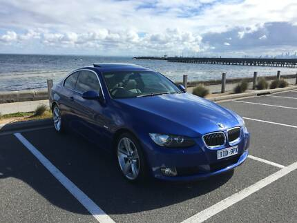 2007 BMW 323i E92 Coupe 2dr Steptronic 6sp 2.5i
