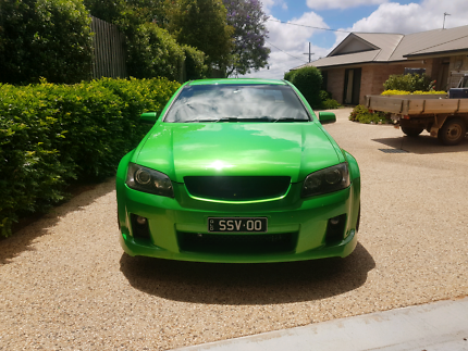 VE Supercharged 403ci manual ute