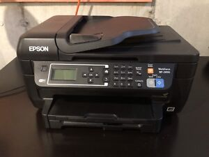 Epson WorkForce WF 2650 all-in-one printer