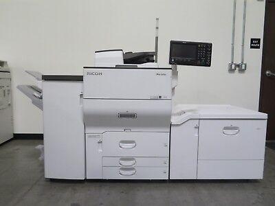 Ricoh Pro C5110s 5110s Color Copier Printer Scanner - 80 Ppm Color - 264k Meter