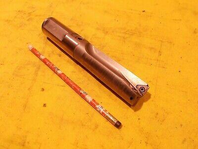 Mitsubishi Tass1250 Carbide Insert Drill 1 14 Shank X 1 14 Cut Dia