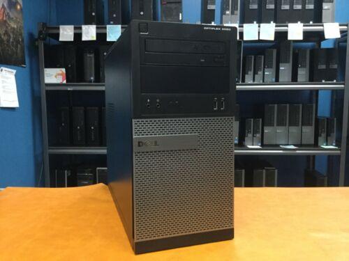Dell Optiplex 3020 MT -  Core i3-4130, 500 GB HDD, 8 GB PC3 RAM,  Win10, WiFi