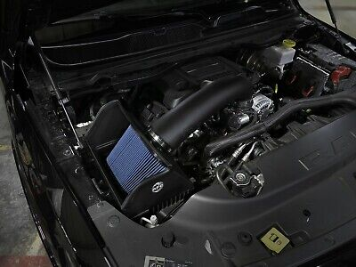 aFe Magnum FORCE Stage 2 Cold Air Intake w/Pro 5R S 2019+ Dodge Ram 1500 5.7L Afe Air Intake System