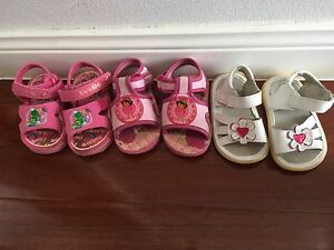 Baby shoes /sandals size 5 Strathfield Strathfield Area Preview