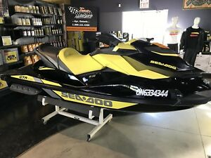 2016 Sea-Doo SEADOO GTR 215HP