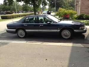 1992 Buick park avenue ultra 3.6l v6 supercharged